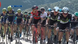 2017 Volta Ciclista a Catalunya - Stage 4 Extended Highlights