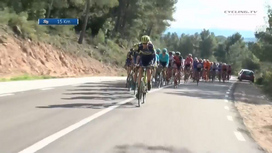 2017 Volta Ciclista a Catalunya - Stage 4 Short Highlights