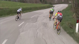 2017 Settimana Coppi e Bartali - Stage 2 Extended Highlights