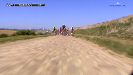 2017 Paris-Roubaix Extended Highlights