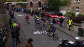 2017 Flèche Wallonne Extended Highlights