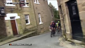 2017 Tour de Yorkshire - Women's Race Extended Highlights