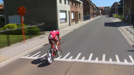 2017 Baloise Belgium Tour - Stage 3 Extended Highlights