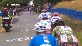 2017 French National Road Champs - Elite Men Extended Highlights