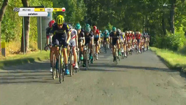 2017 Tour de Pologne - Stage 4 Extended Highlights
