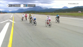 2017 Arctic Race of Norway - Stage 2 Short Highlights