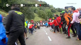 2017 Vuelta a España - Stage 20 Extended Highlights