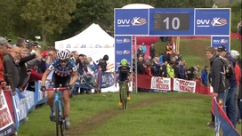 2017/18 CX GP Mario De Clercq Women Short Highlights