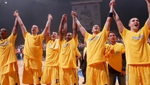 2005 Euroleague Final: Maccabi Elite vs. Tau Ceramica