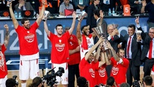 2012 Euroleague Final: CSKA Moscow vs. Olympiacos