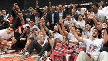 2013 Euroleague Final: Olympiacos vs. Real Madrid