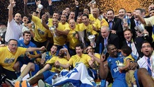2014 Euroleague Final: Real Madrid vs. Maccabi Tel Aviv