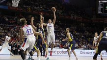 2015 Euroleague Third Place Game: Fenerbahce Ulker vs. CSKA Moscow