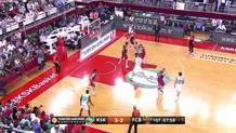 Colton Iverson Slams it Home