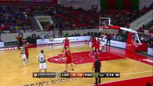 Dimitris Diamantidis Great Assist