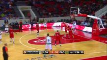 Dimitris Diamantidis - James Gist Alleyoop