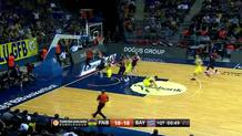 Djedovic Drives Coast-To-Coast For Layup