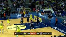 Bogdanovic Hits Corner Triple