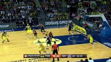 Zipser's Big Fast-Break Dunk