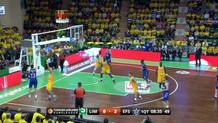First Euroleague Triple for Diebler