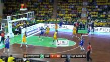 Batuk Makes it 6 of 6 in 6 minutes For Efes