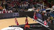 Alessandro Gentile Break Away Dunk