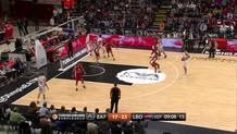 Ioannis Bourousis's Superb Pass