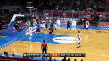 Alessandro Gentile, Backdoor Layup