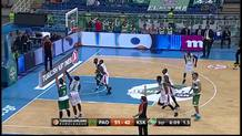 Sasha Pavlovic, Three-Pointer