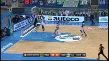 Charalampopoulos Fast-Break Dunk