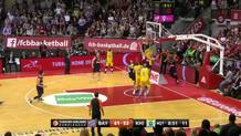 Alexey Shved Acrobatic Shot