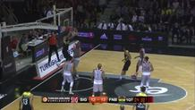 Vesely Alley-Oop Dunk