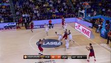 Vezenkov Three-Pointer