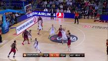 Tomas Satoransky, Three-Pointer