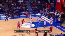 De Colo Squeezes One In