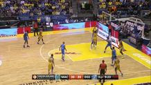 Mbakwe Delivers Nice Pass for Randle Dunk