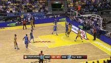 Mbakwe Dunks after Getting Past Defender