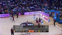 Sasha Pavlovic, Buzzer-Beating Layup