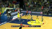 Sloukas Steal and Layup