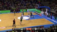 Nedovic Fastbreak Block!