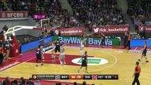 Djedovic Hits from Behind the Arc