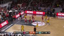 Sylven Landesberg, Layup in Transition