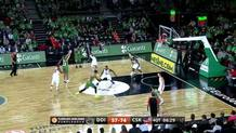 Darussafaka with the Pick and the Three