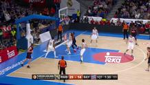 Dusko Savanovic, Turnaround Jumper