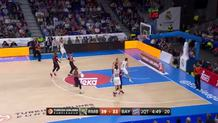 Jaycee Carroll, Three-Pointer