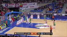 Bourousis Put-Back Dunk