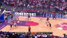 Kalinic connects with Vesely