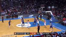 Korkmaz nails a jumpe