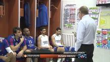 Efes pre-game speech.