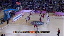 Malcolm Delaney, three-pointer Lokomotiv Kuban Krasnodar